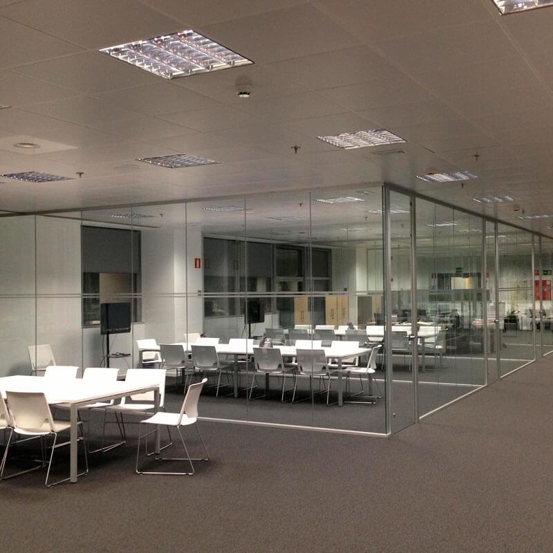 Nueva sede PLANETA Málaga (Colaboración con Instal.lacions Anjor)