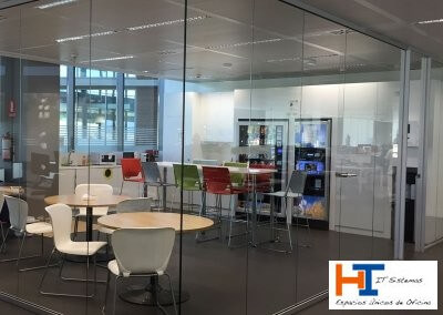 Nuevo Office en oficinas AEGON