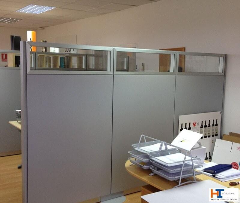 El futuro de las mamparas en las oficinas abiertas