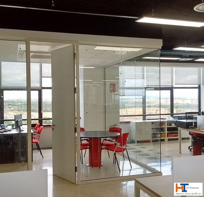 Mamparas de oficina en Boadilla del Monte: ¿moda o funcionalidad?