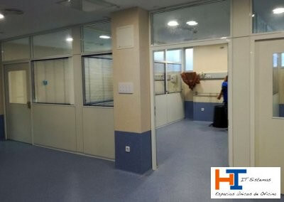 Rehabilitación UCI Hospital Virgen de la Victoria Málaga