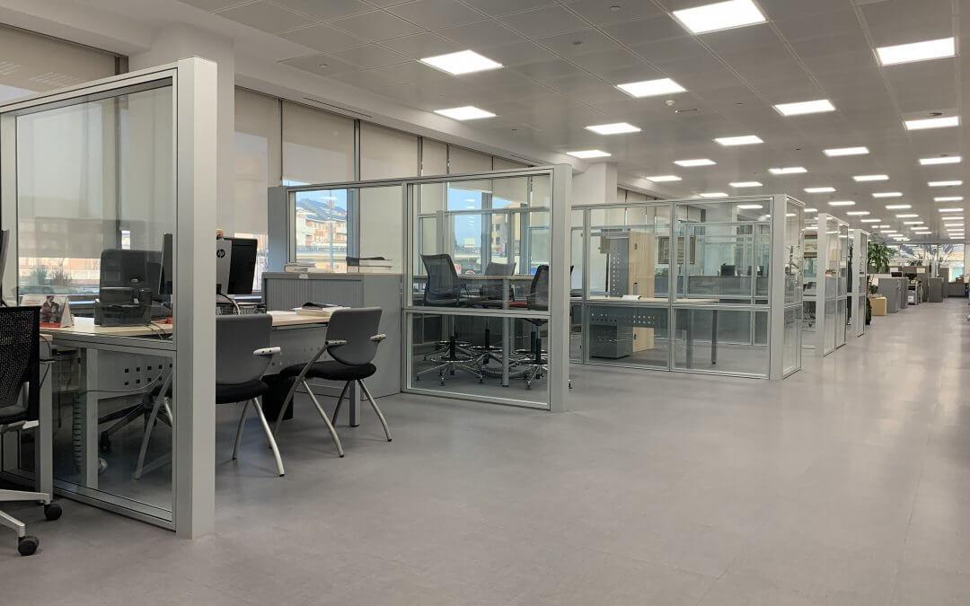 Oficinas seguras y productivas en la era Post-Covid